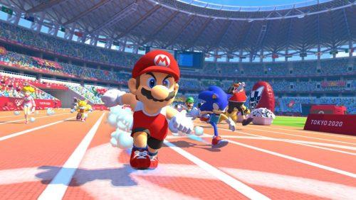 マリオ&ソニックオリンピック