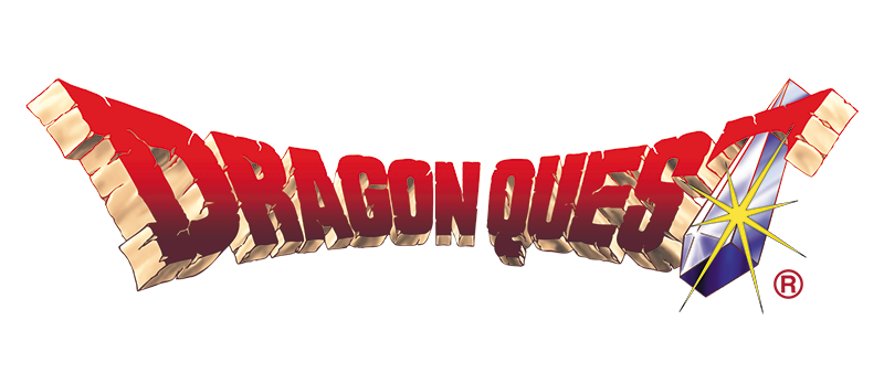 ドラクエのロゴ